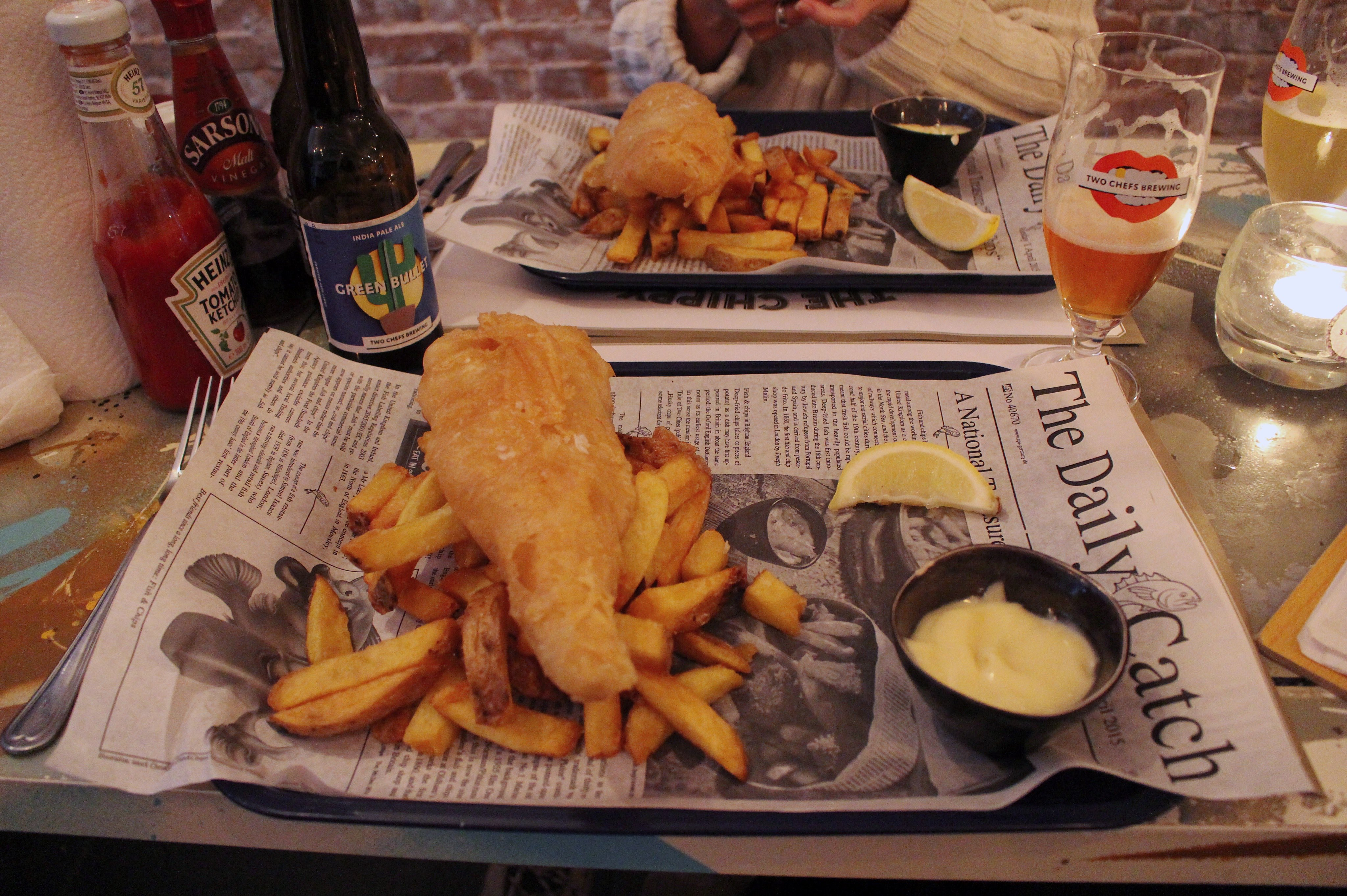 The Chippy in Amsterdam