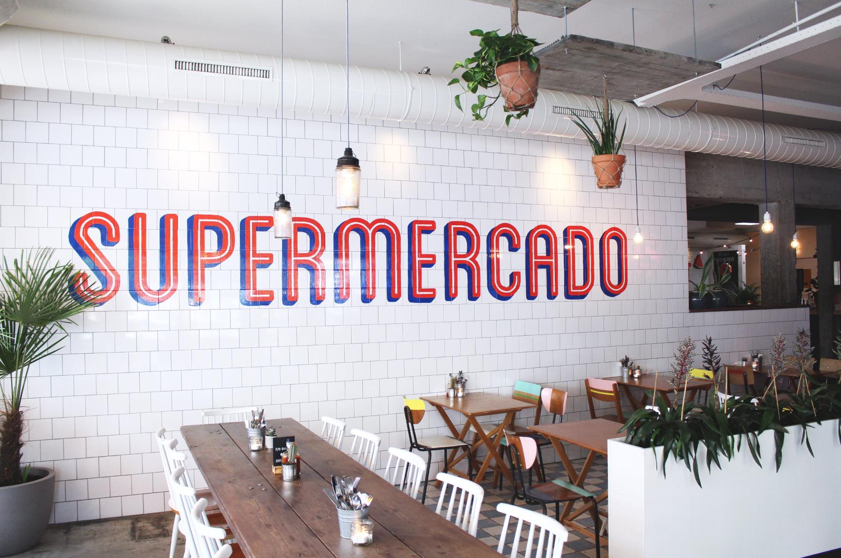 Restaurant Supermercado in Rotterdam