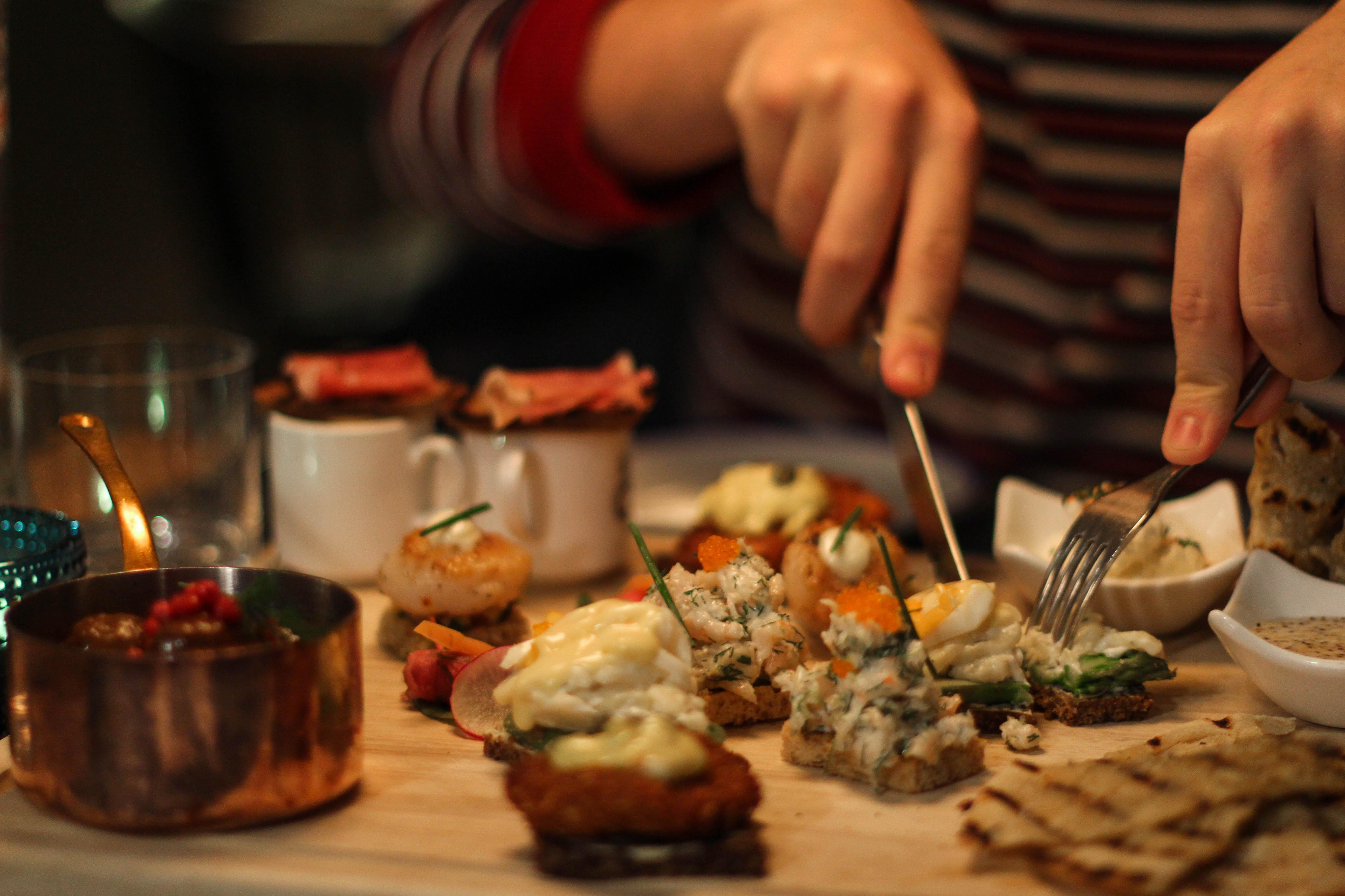 Restaurant GåRD Nordic Kitchen in Amsterdam Bijlmer Arena