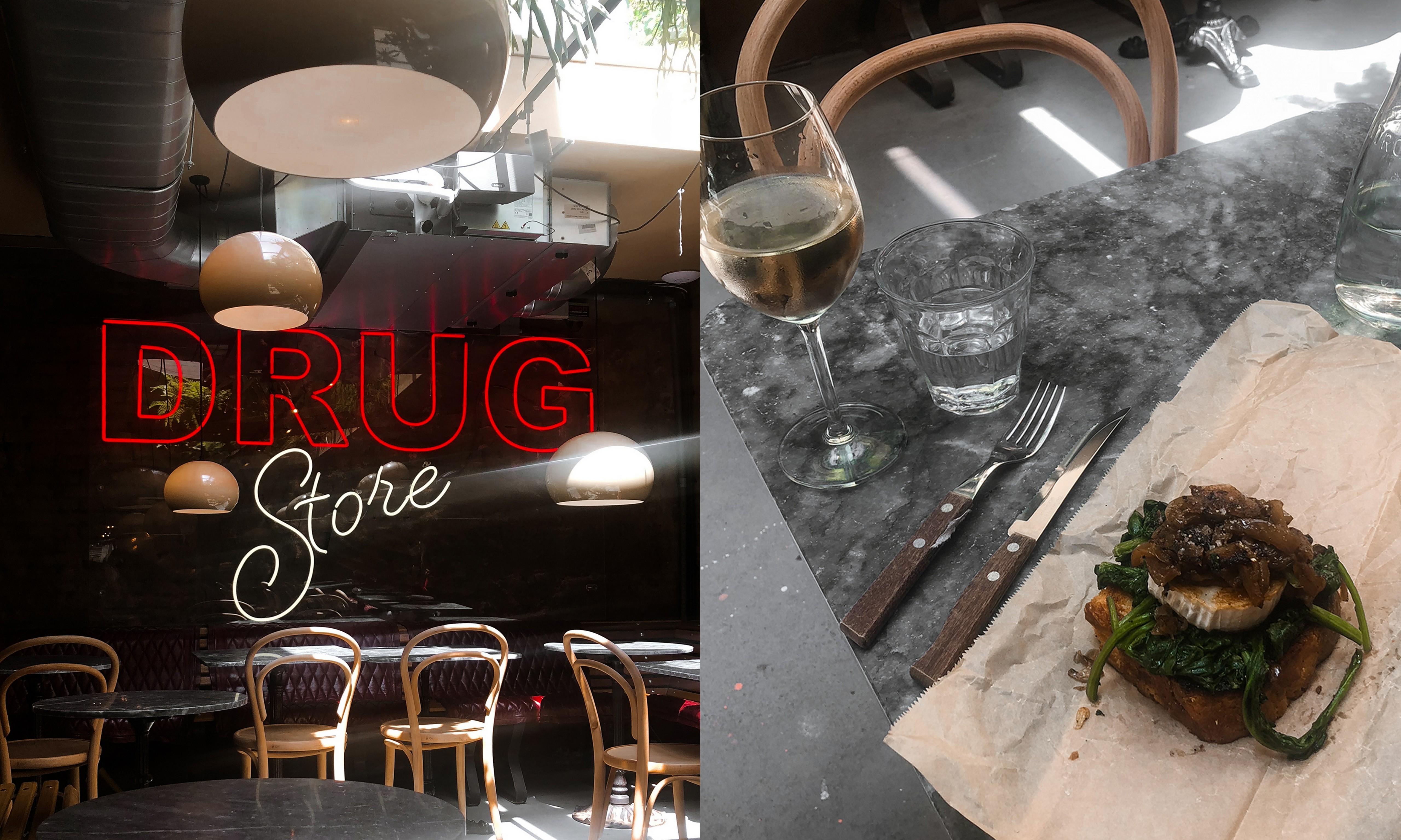 Lunchtent Libertine Comptoir de Cuisine in Amsterdam