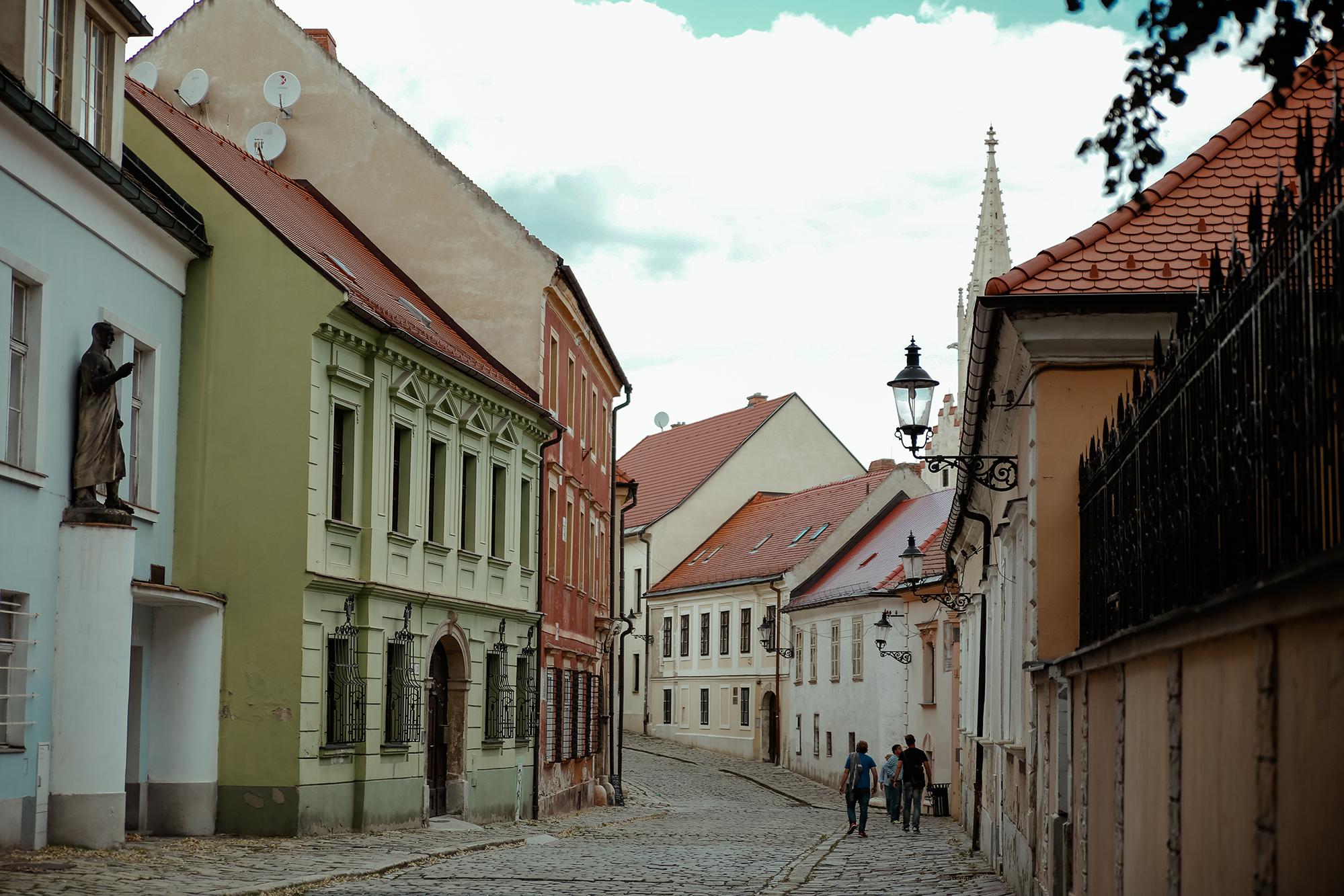 Redenen om Bratislava in Slowakije te bezoeken