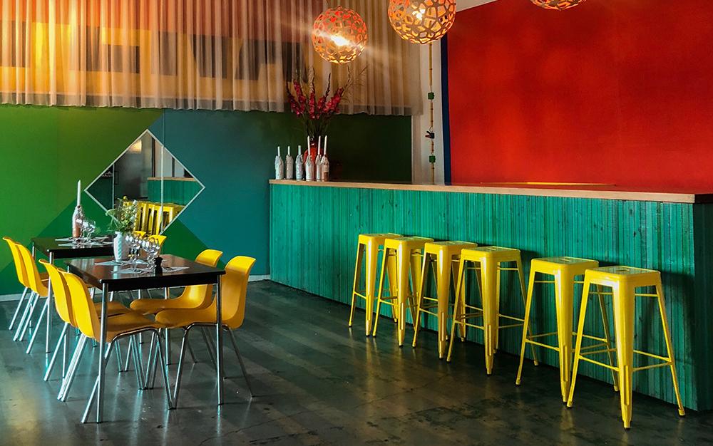 Restaurant FC Hyena in Amsterdam-Noord