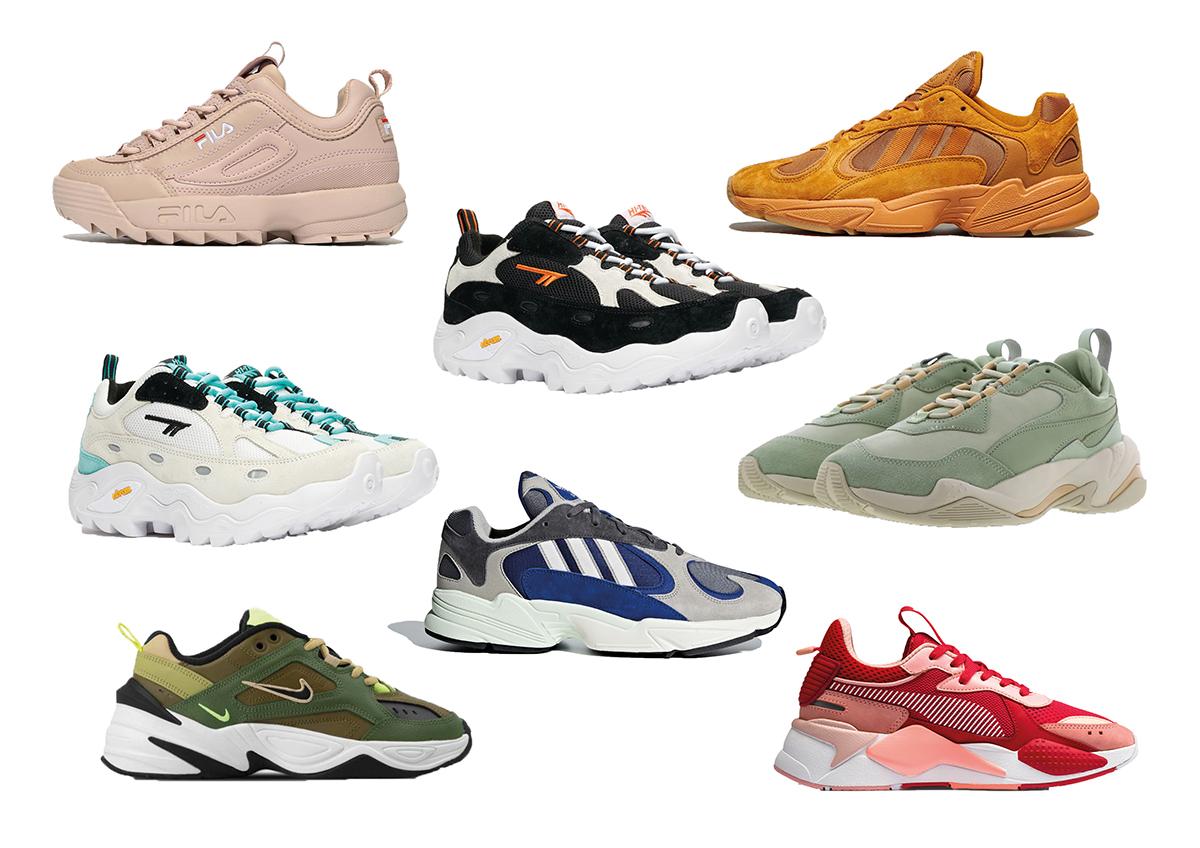 sneakers inspiratie