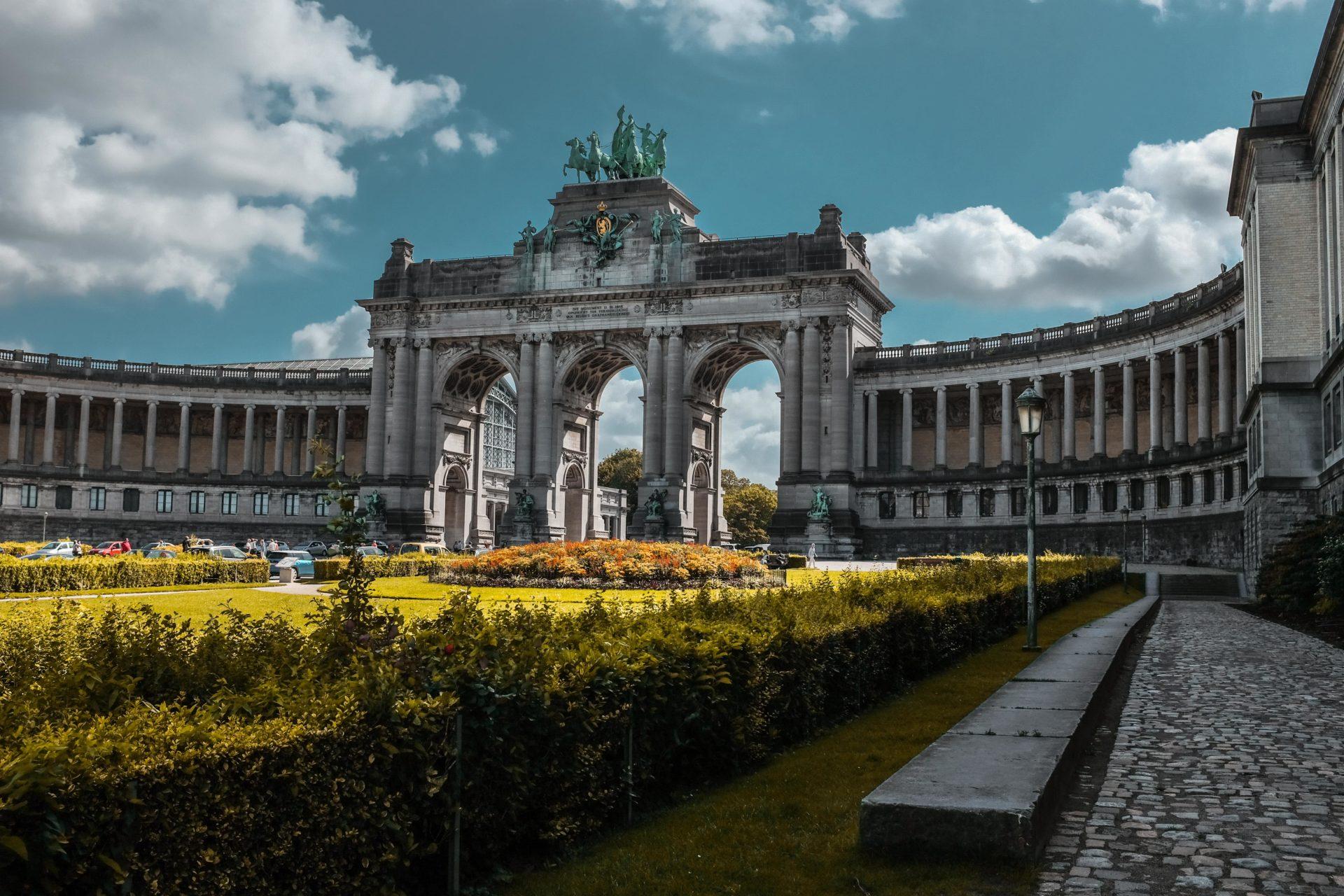 Hier wil je allemaal heen in Brussel, België-1