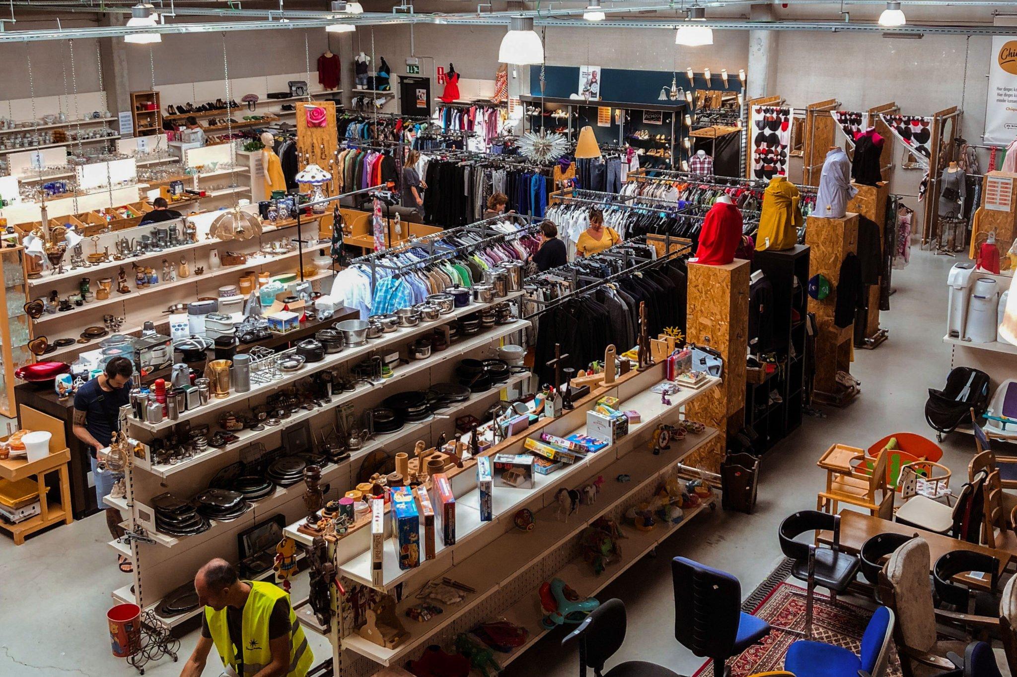 Kringloopwinkels in België - Televil Dilbeek