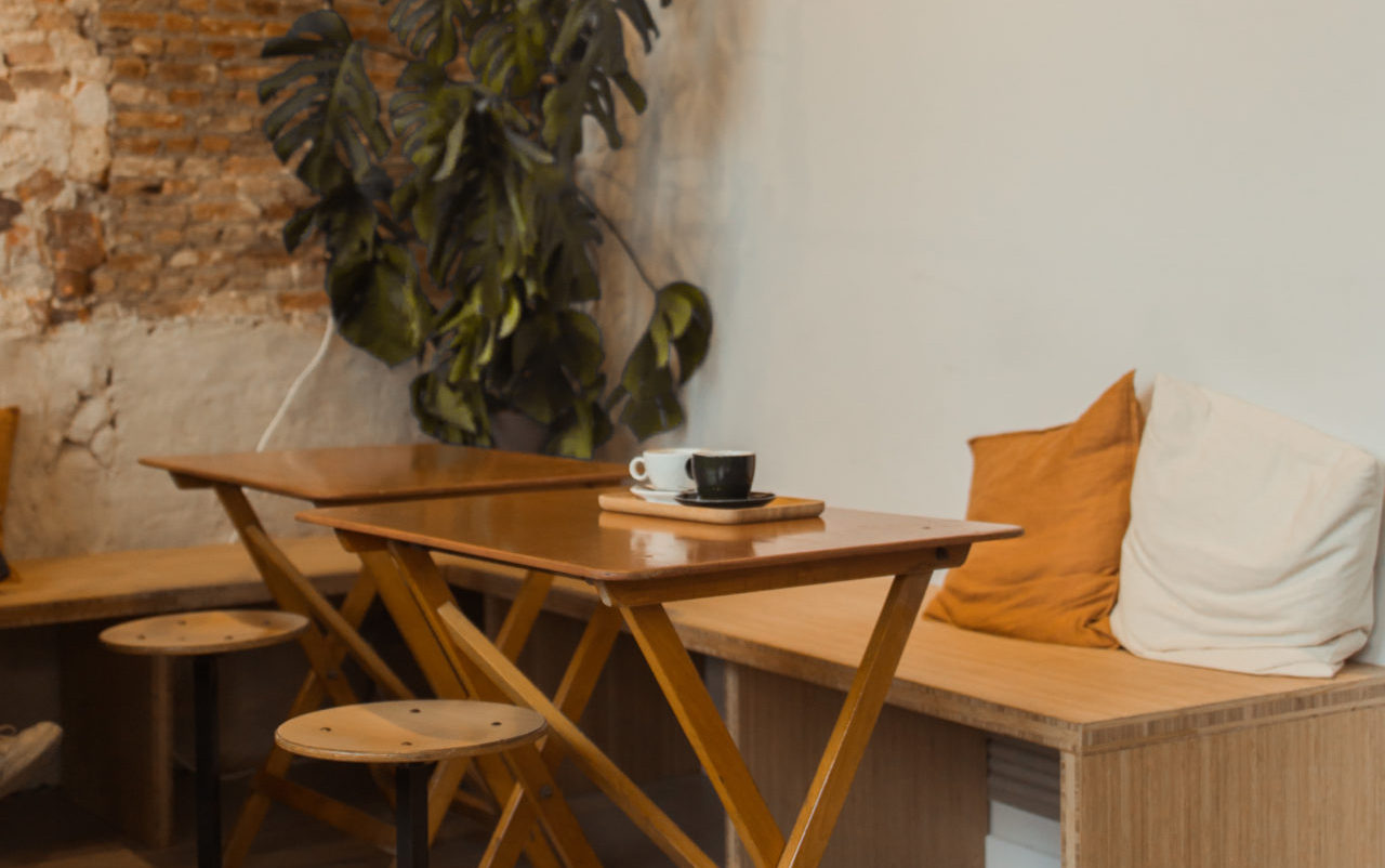 Koffietent GRÁ in het Belgische Mechelen
