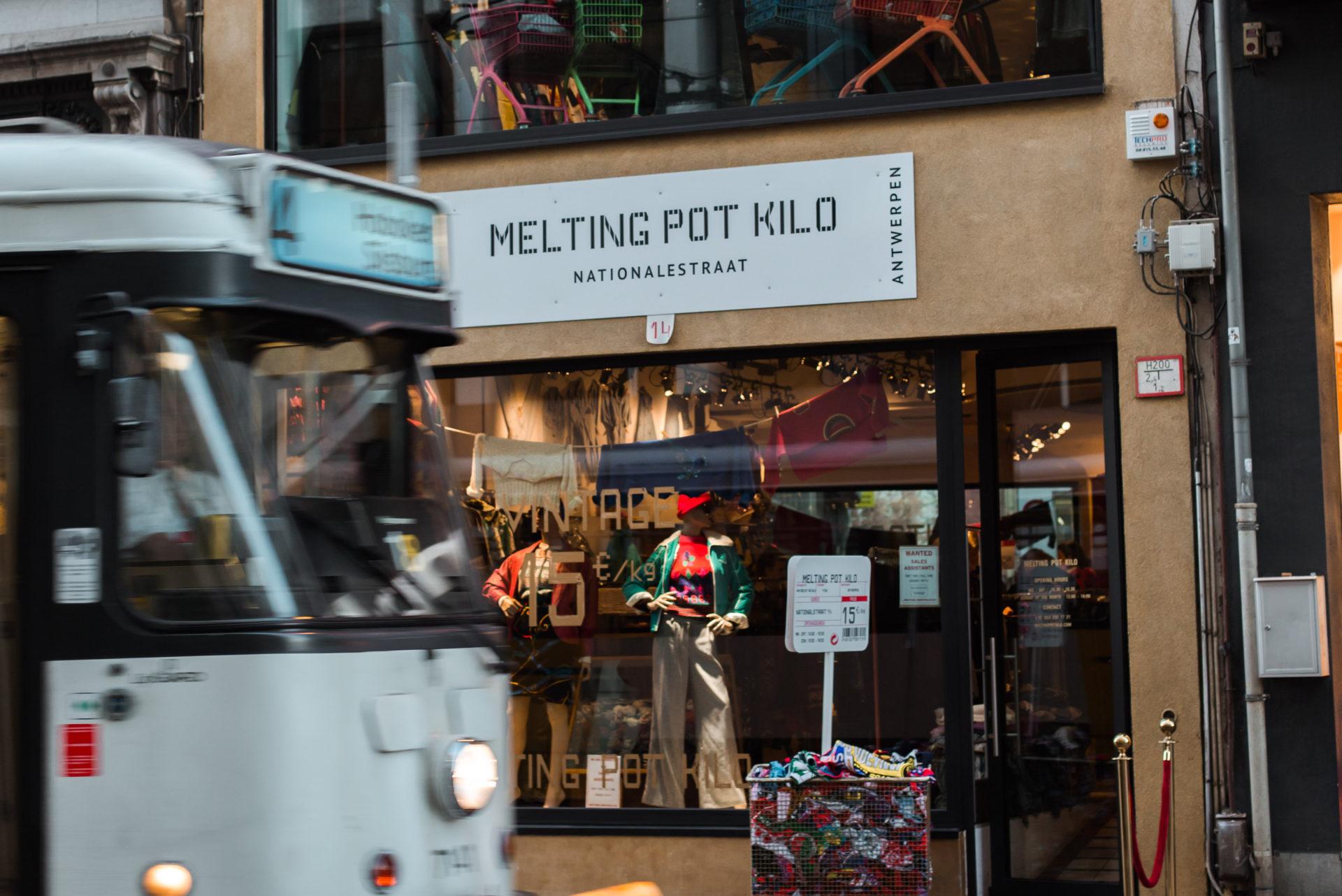 De leukste vintage shops van Antwerpen