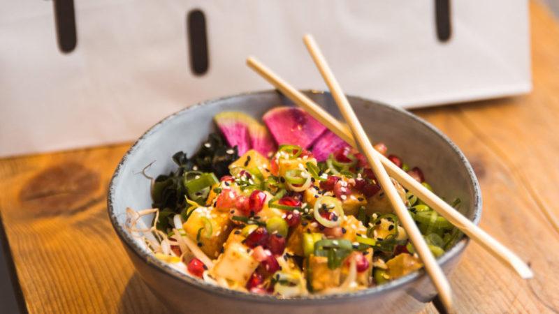 Vegetarisch eten bestellen in Antwerpen