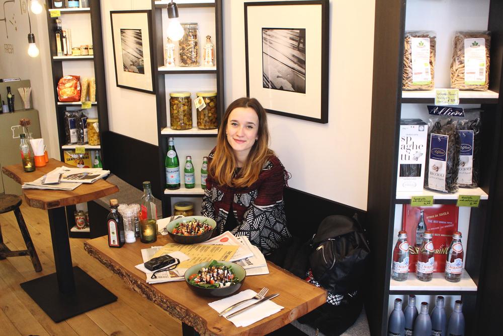 Heerlijk Italiaans eten in Oud-West, Amsterdam