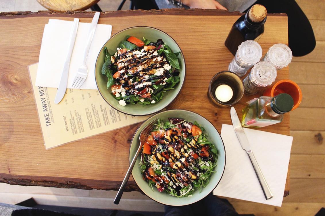 Italiaans eten bij Holy Ravioli in Amsterdam