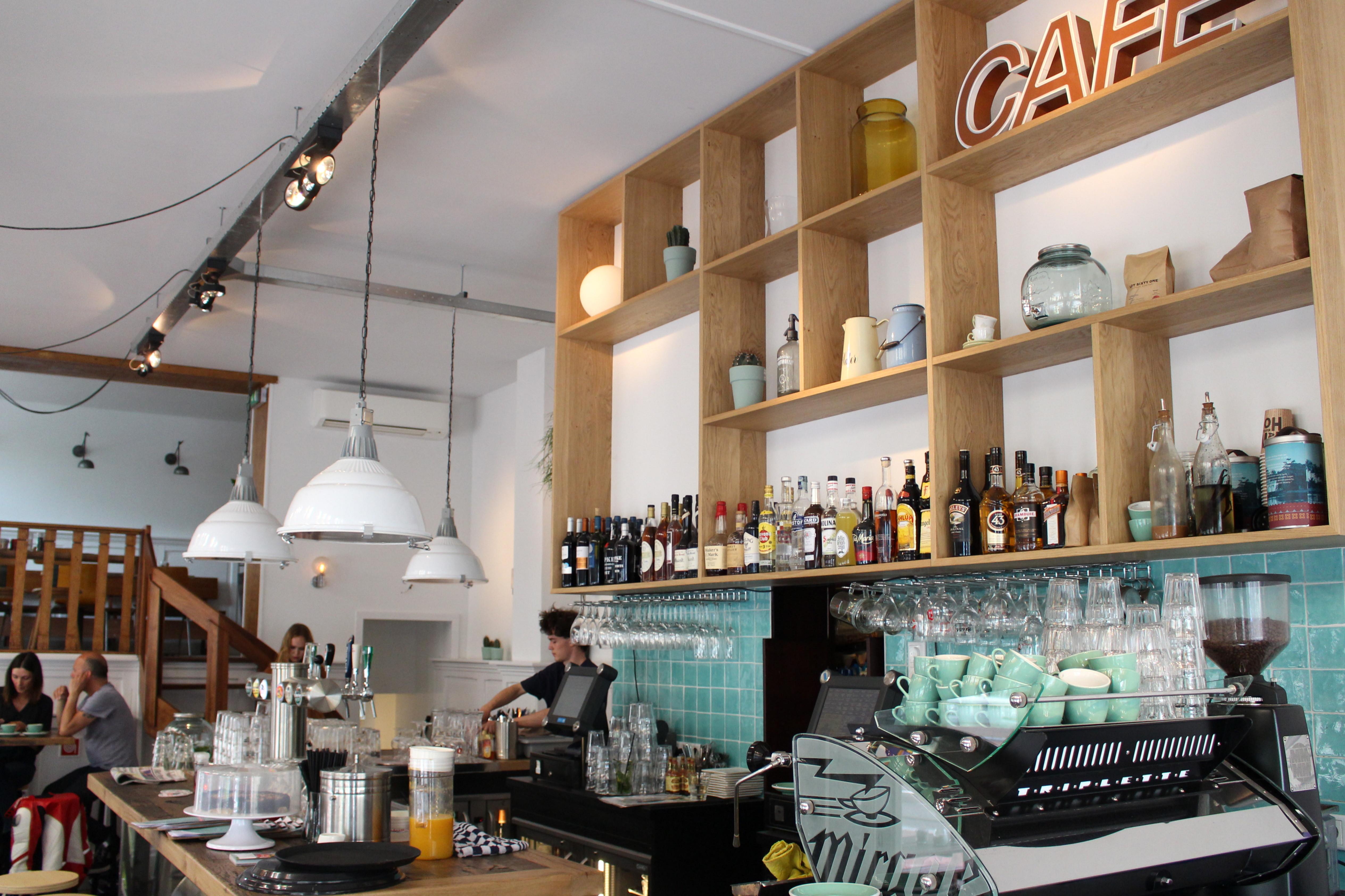 Hotspots in Amsterdam: The Breakfast Club