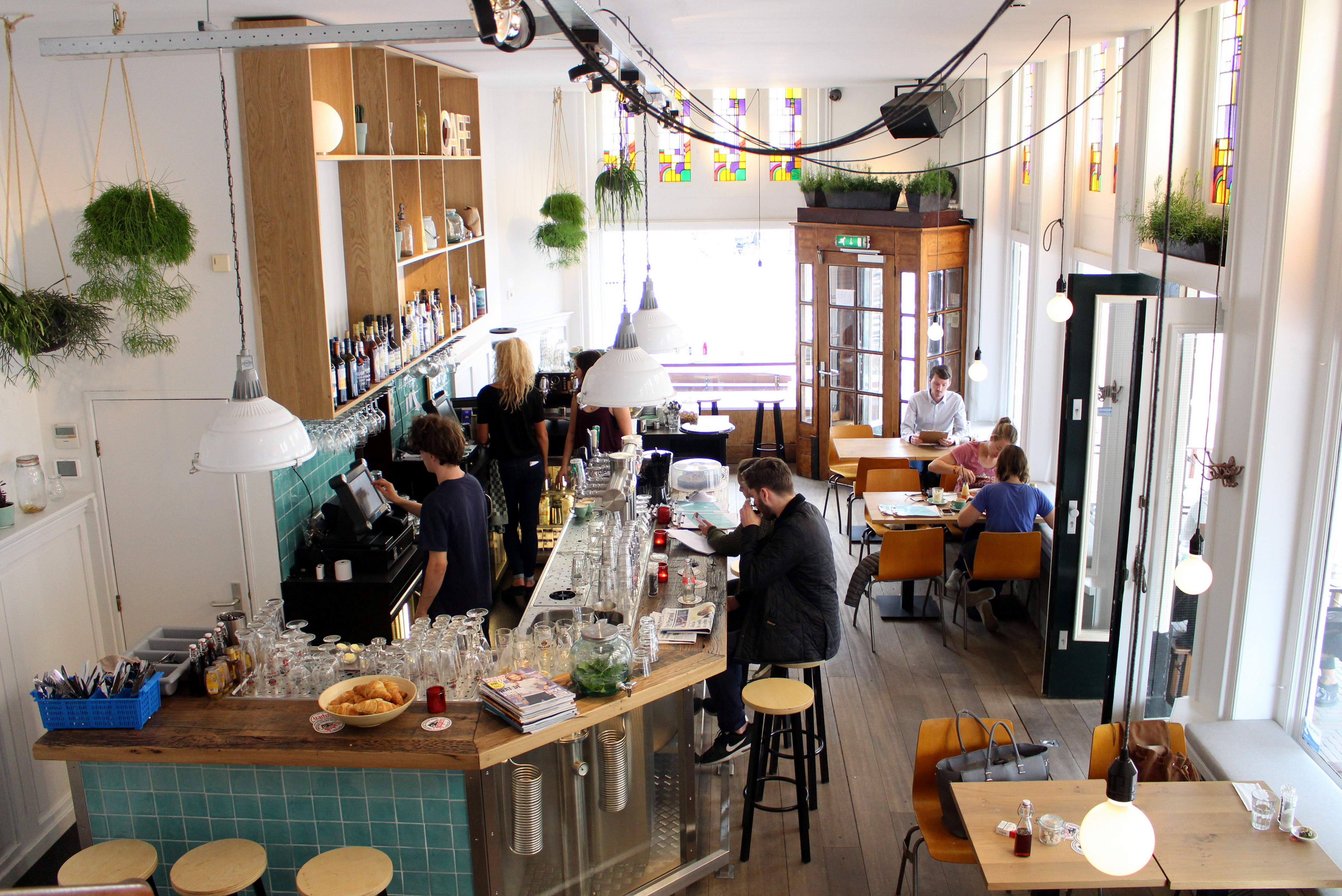 The Breakfast Club in Amsterdam