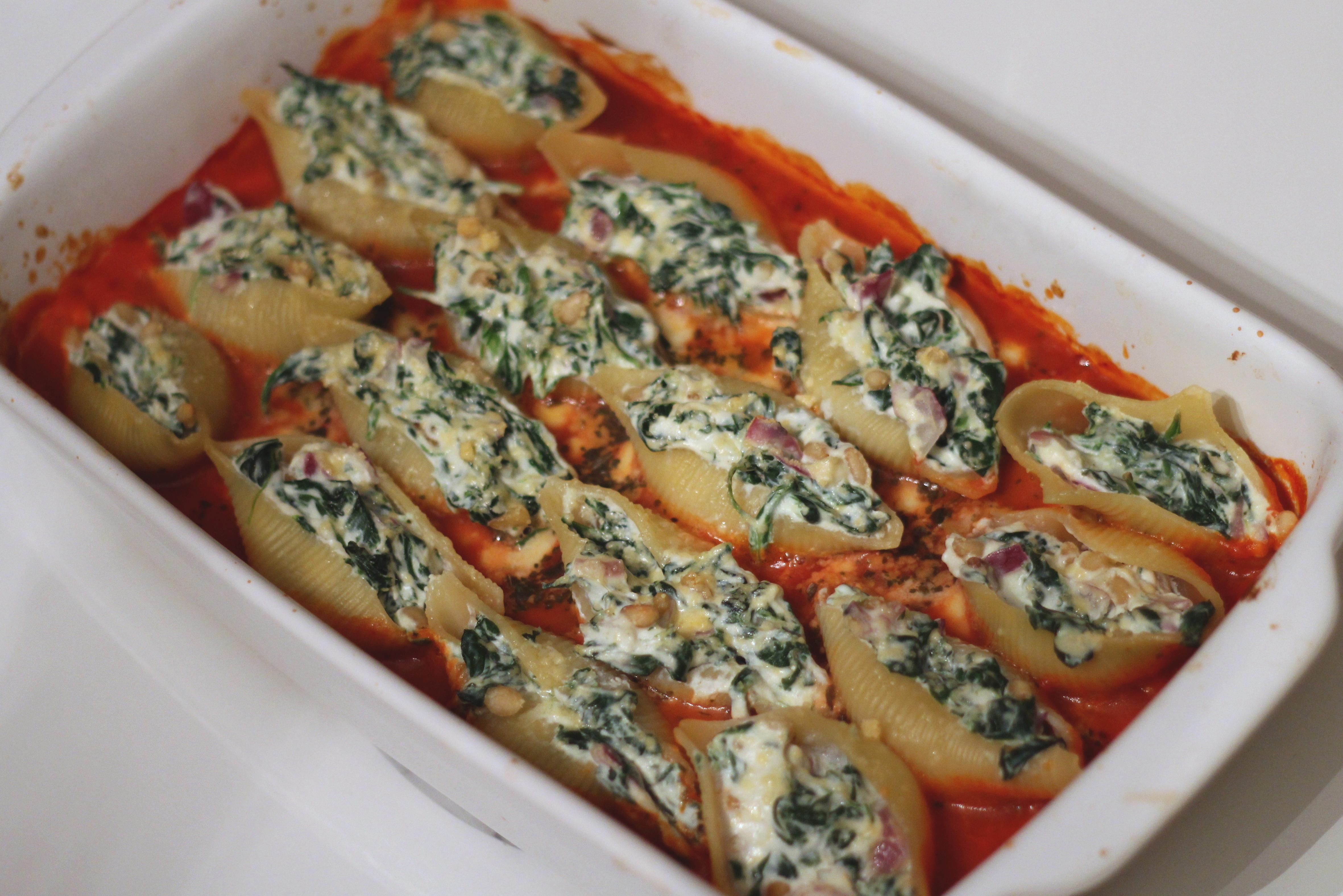 gevulde-pastaschelpen-recept