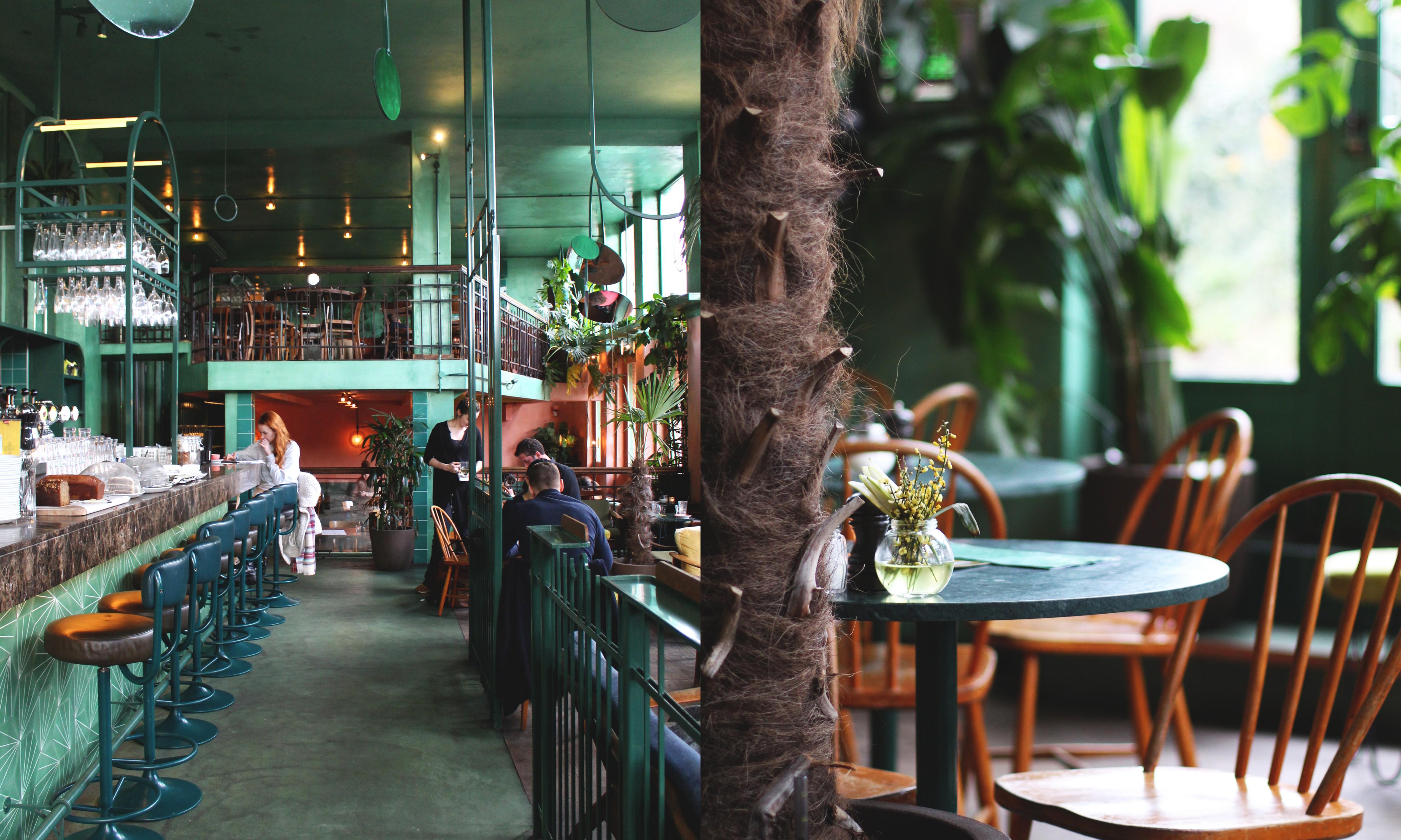 Hotspot Bar Botanique in Amsterdam