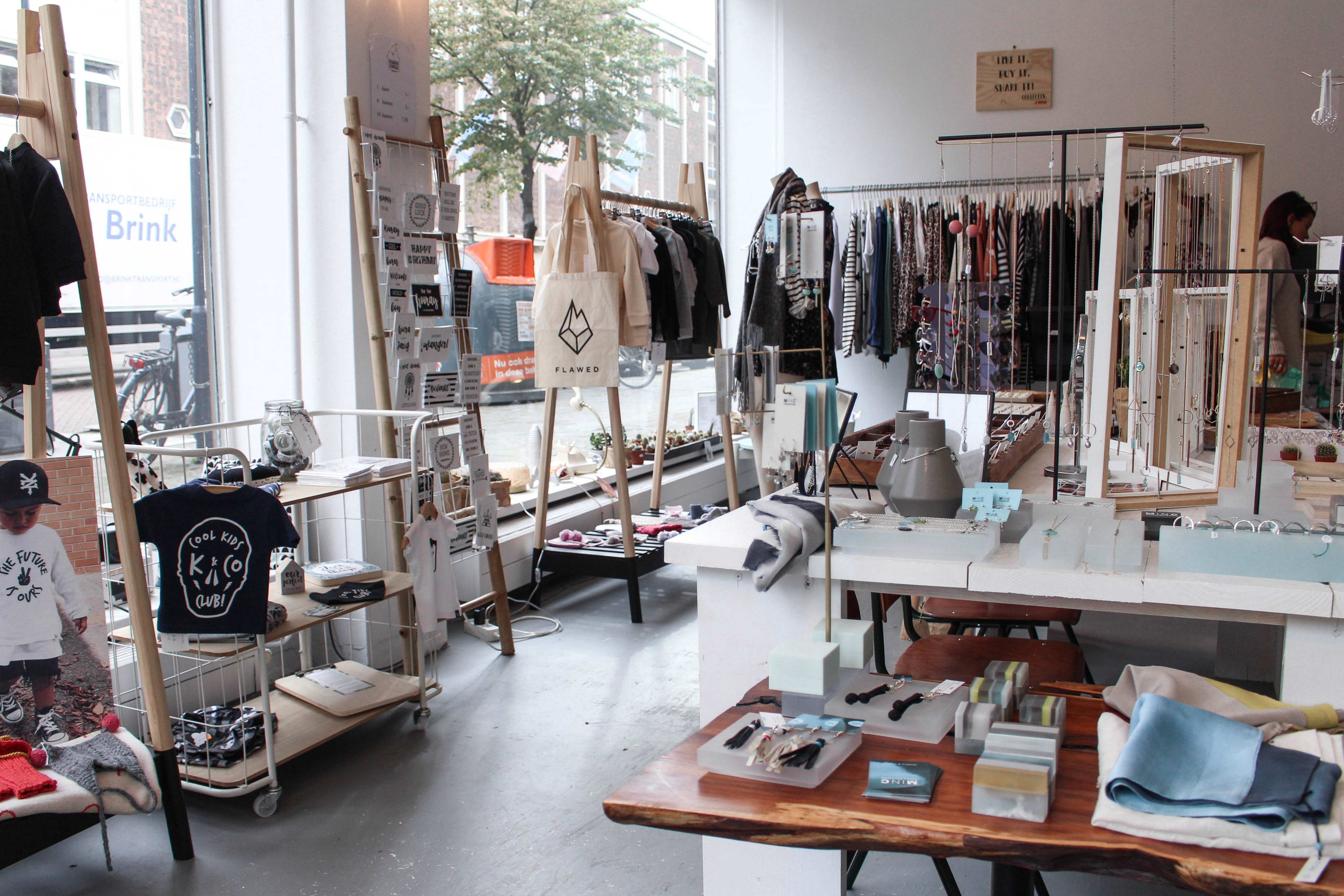 Conceptstore By Swan in Rotterdam