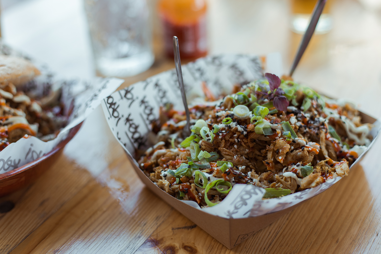 Hotspot vegan restaurant Kebabi in Amsterdam