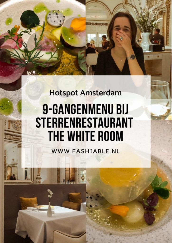 Sterrenrestaurant The White Room