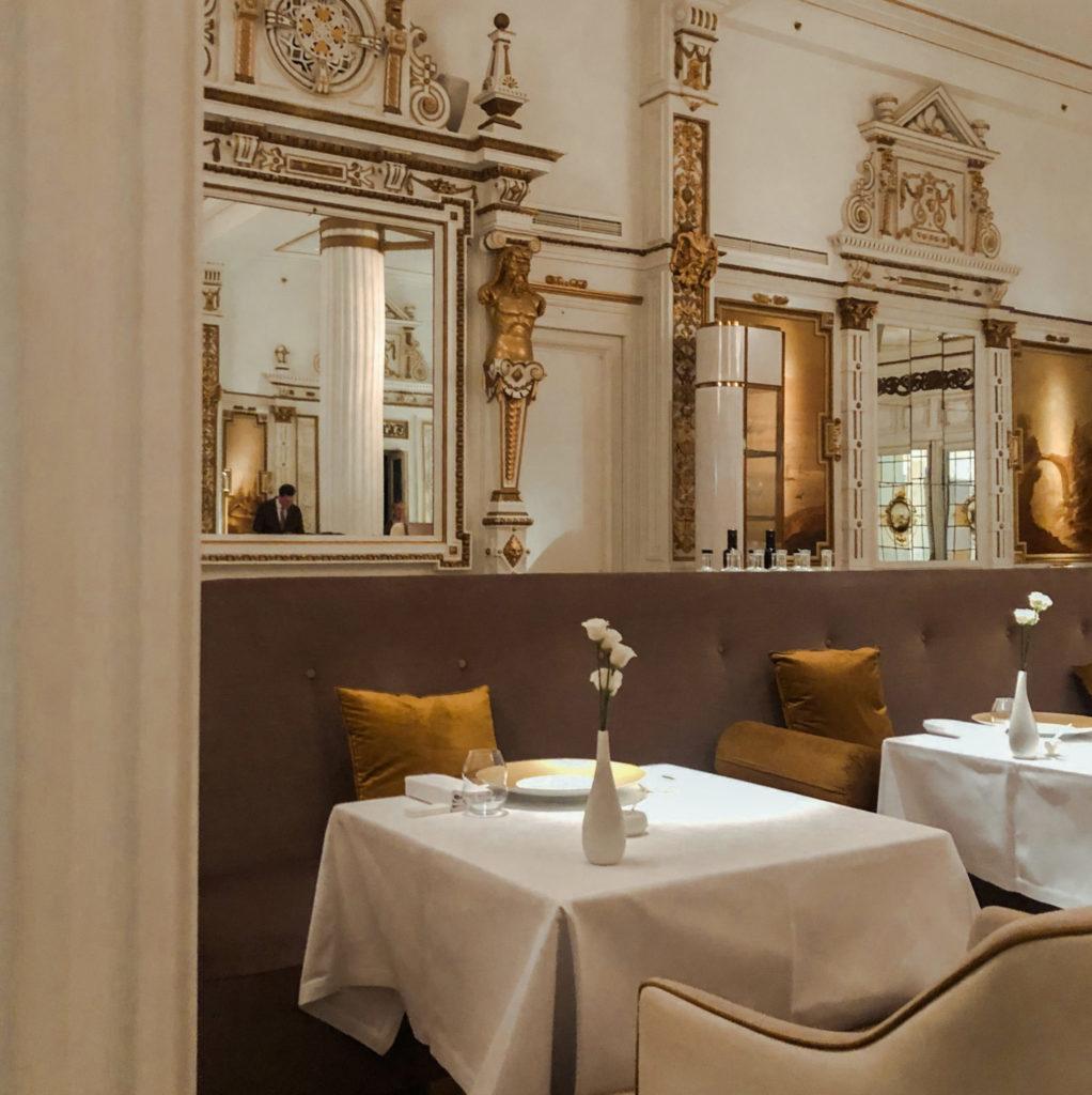Sterrenrestaurant The White Room in Amsterdam