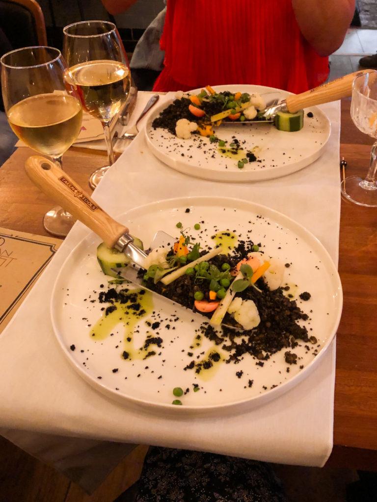 Restaurant Café Plan West in Amsterdam