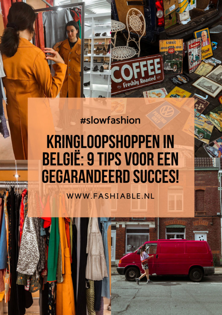 Tips voor succesvol kringloopshoppen in België