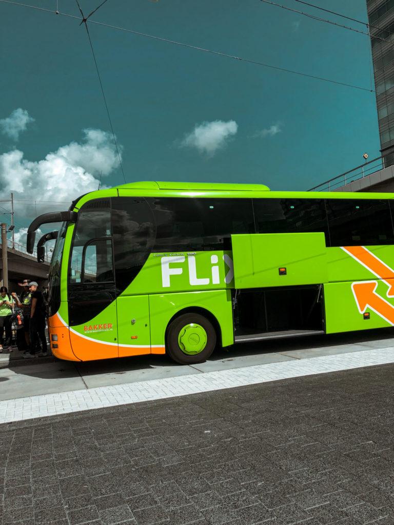 Voordelen boeken van een reis met Flixbus