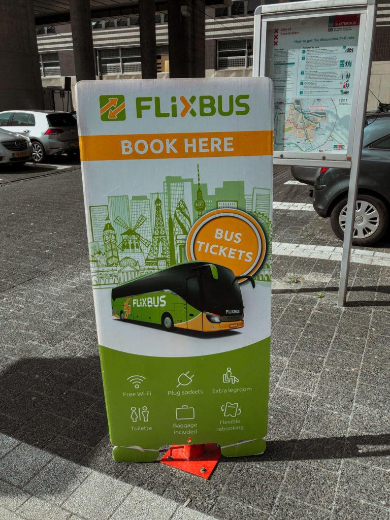 Voordelen van met Flixbus reizen