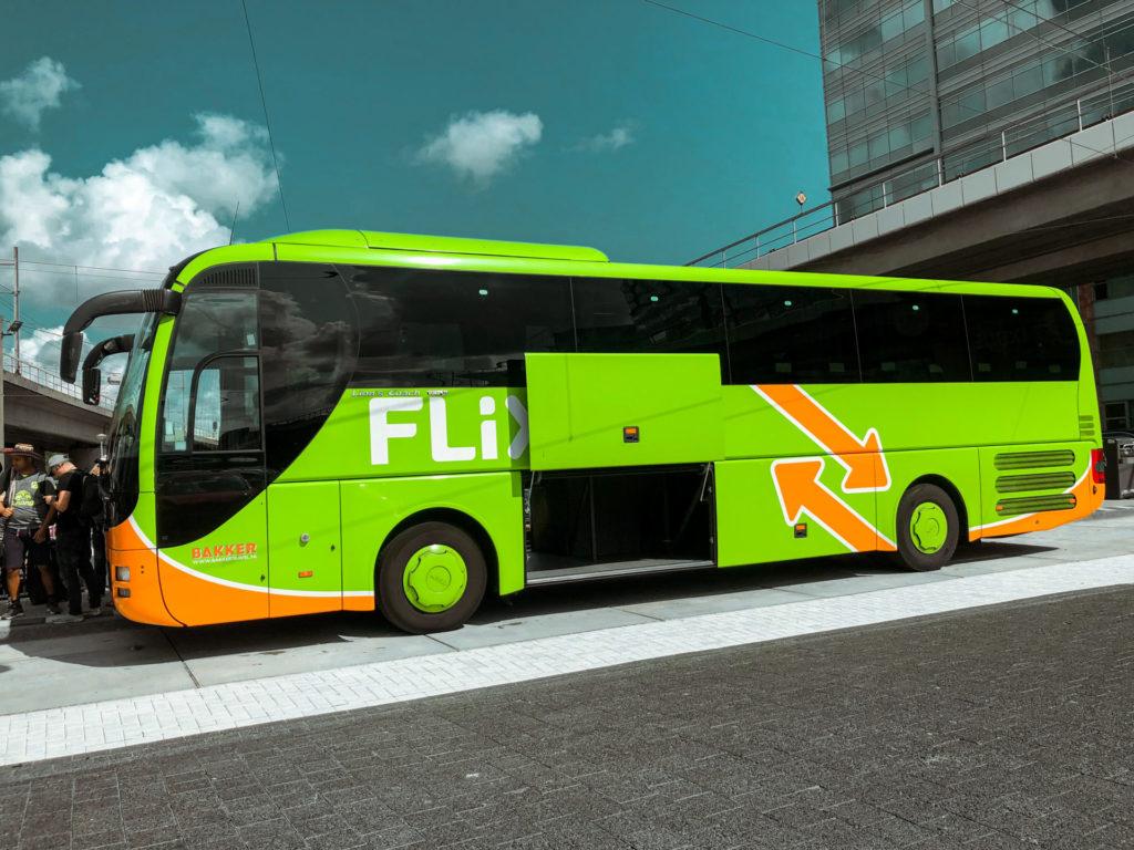 Voordelen van reizen met Flixbus