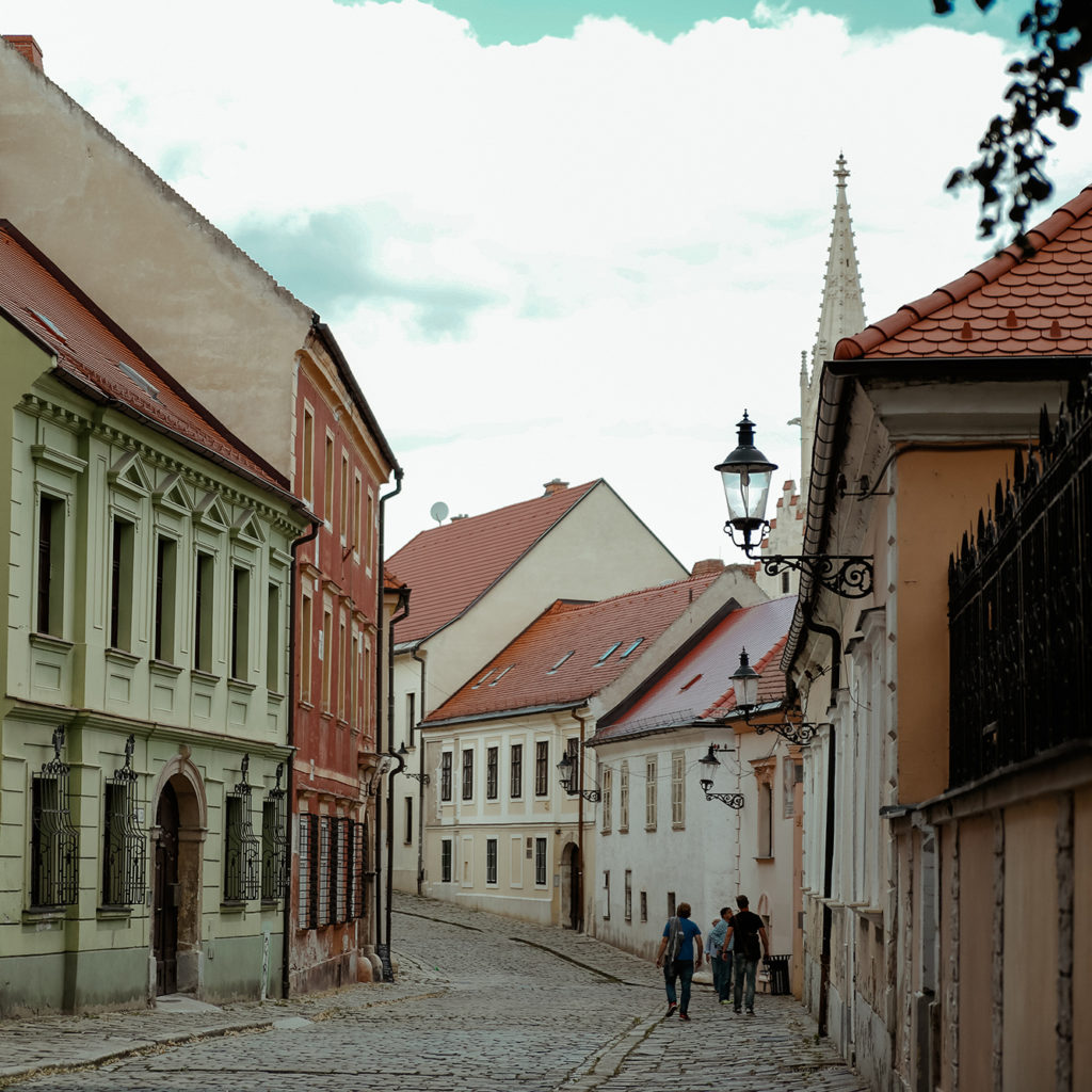 Tips voor een last-minute in het najaar: Bratislava in Slowakije