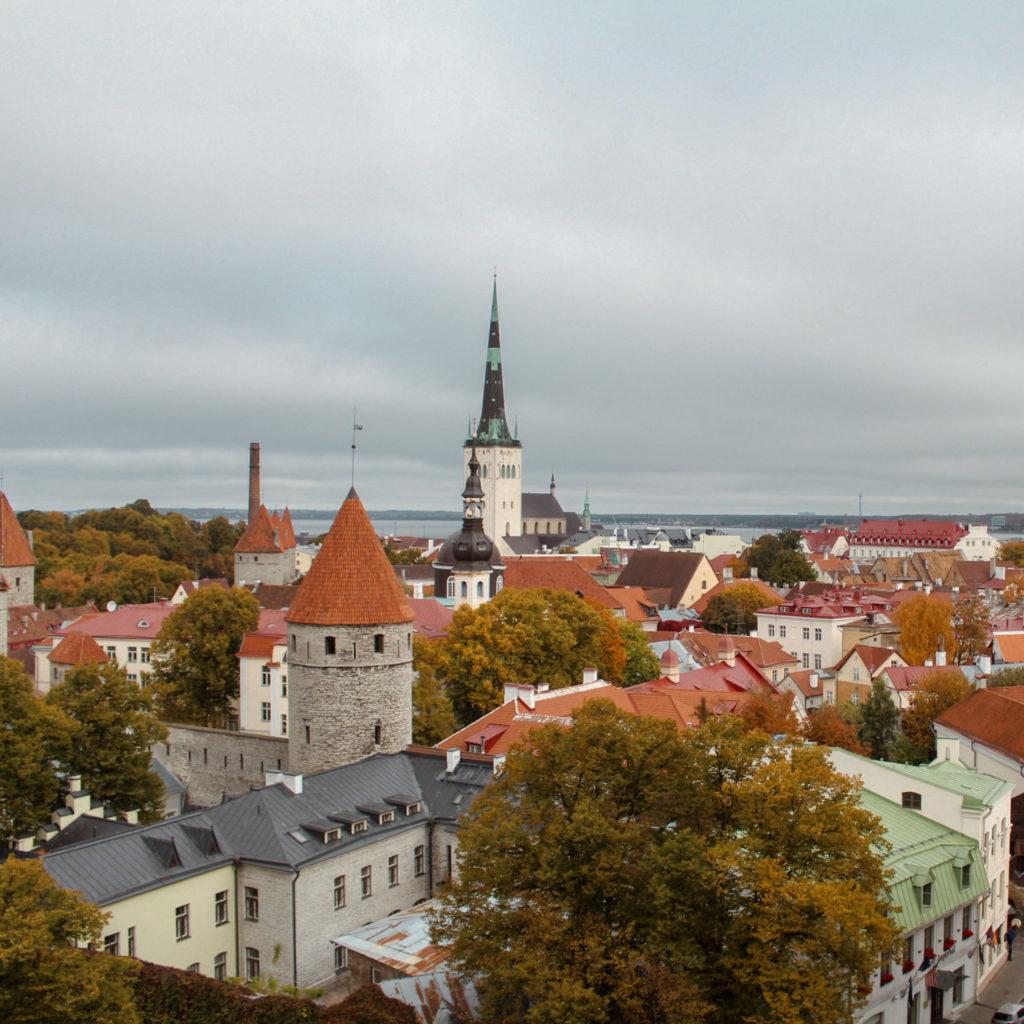 Stedentrips in het najaar: Tallinn in Estland