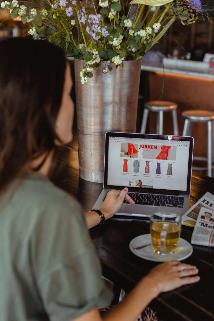 Winkelketen Peek & Cloppenburg heeft een online webshop