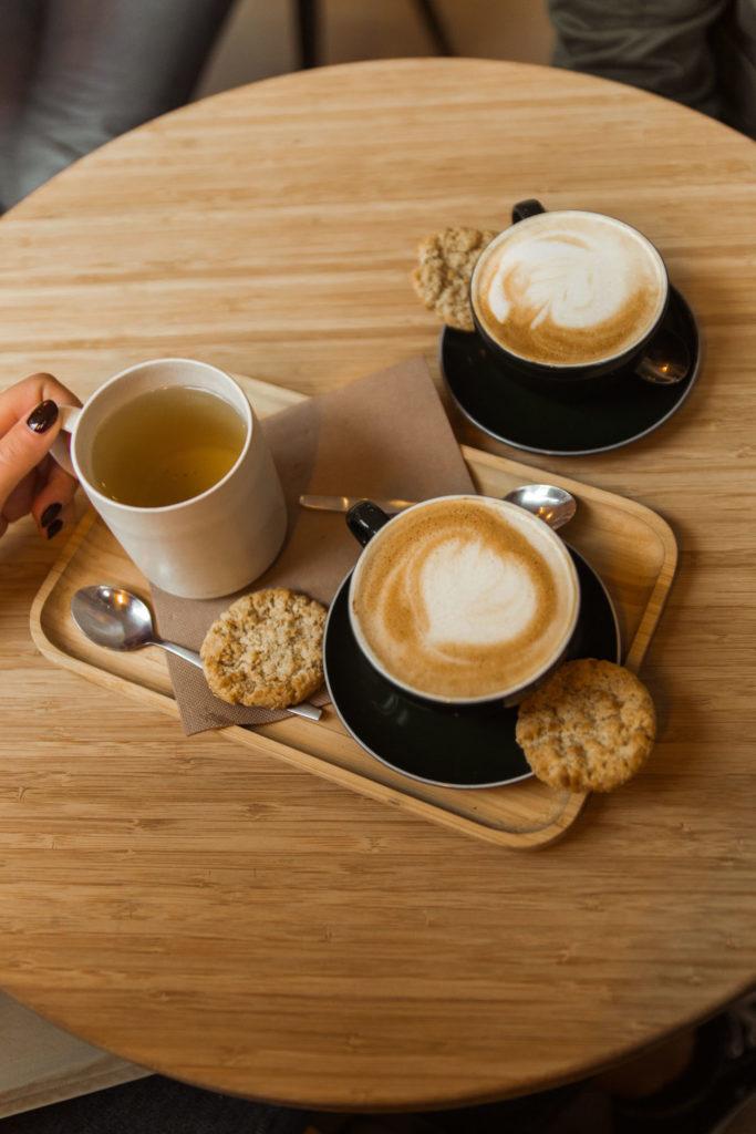 Koffie bij koffiebar GRÁ in Mechelen