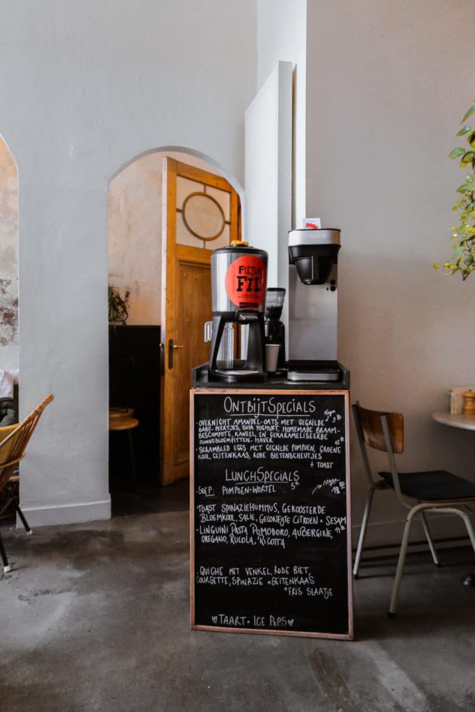 Ga voor een ontbijt naar deze hotspot  naar het Antwerpse Zuid