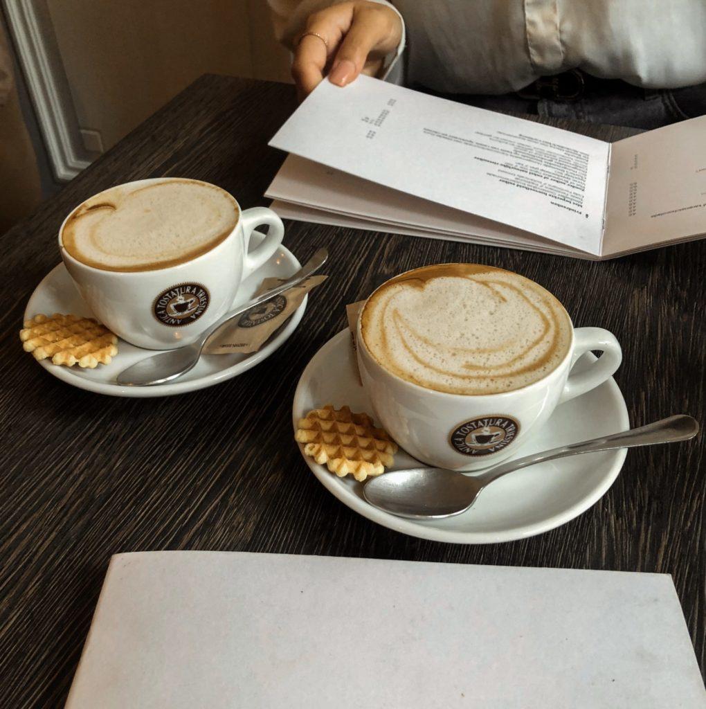 Bijzondere koffie bij Charlie's op Het Zuid