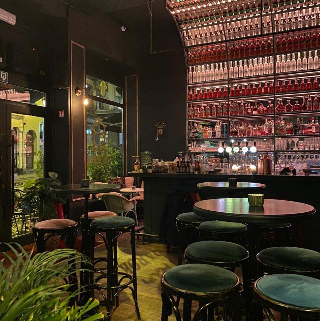 Cocktailbars in Antwerpen: Bar Barok in het historisch centrum