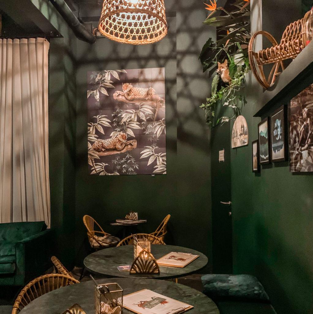 Cocktailbars in Antwerpen: Bar Palmier op Het Zuid