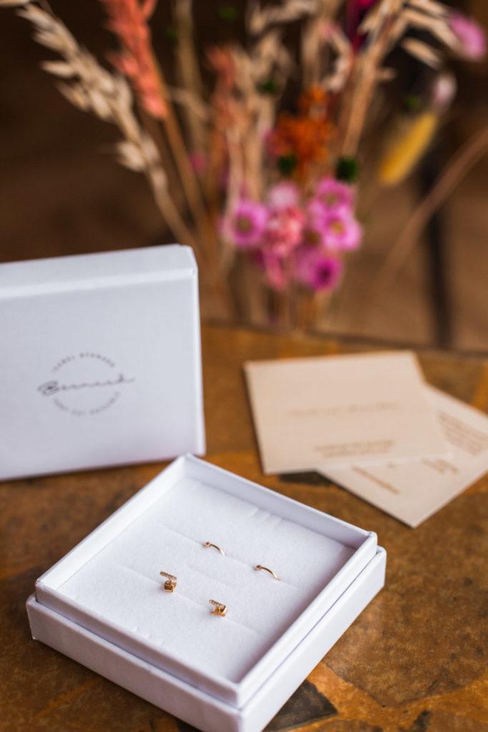 Gouden oorbellen Isabel Bernard cadeautip