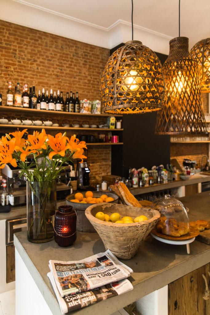 Ontbijttent Bardin in Antwerpen