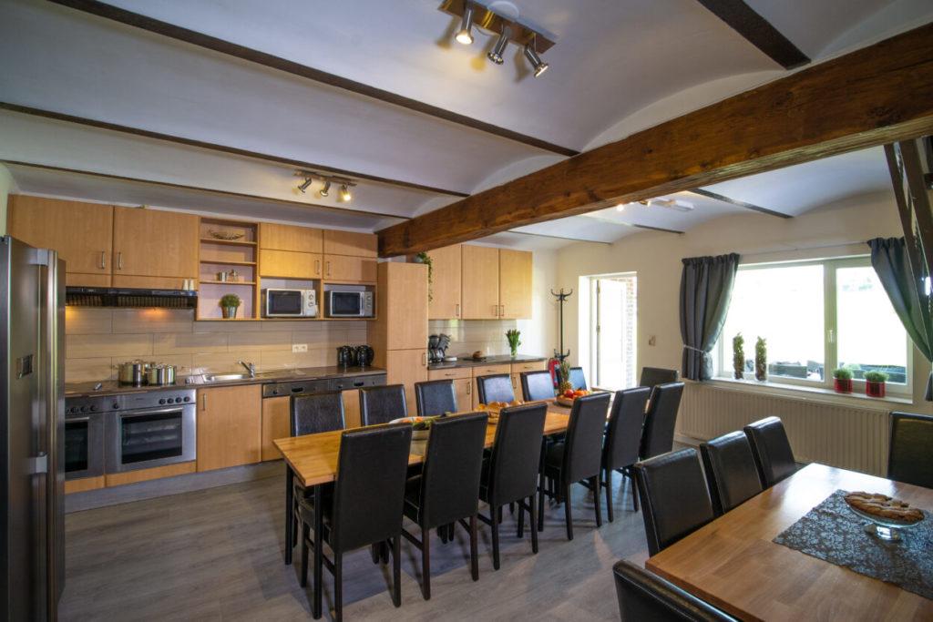 Luxe vakantiehuis Begijnhof in Zuid-Limburg
