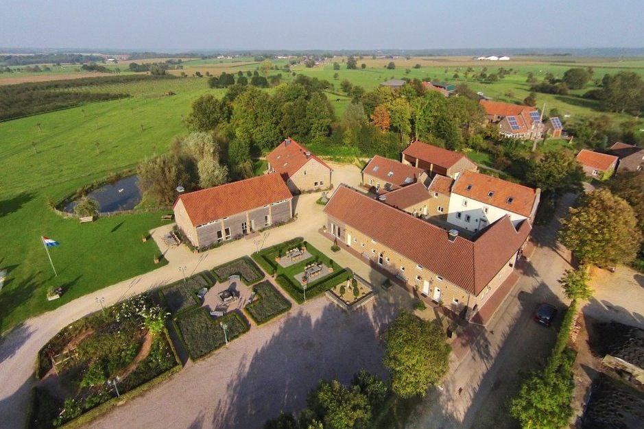 Vakantiehuis Landgoed Hof van Ulvend in Zuid-Limburg