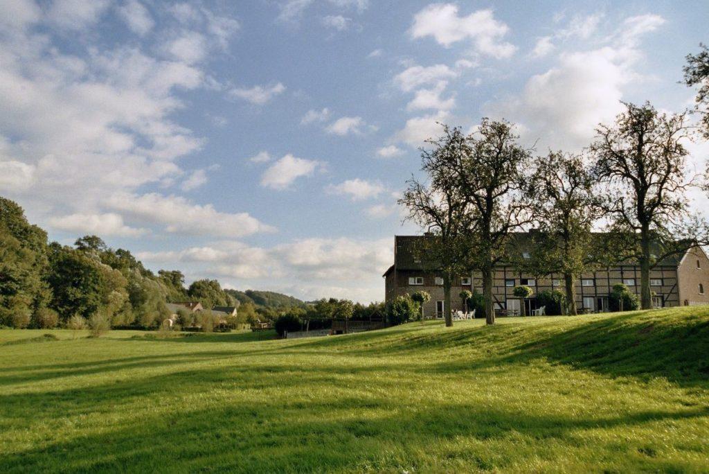 Vakantiehuis Ten Hof in Hombourg, Voerstreek