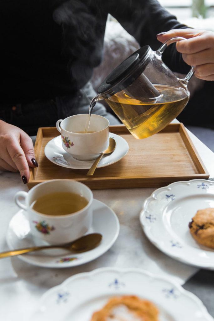 Vegan koffiebar L'Alchimiste in Brussel