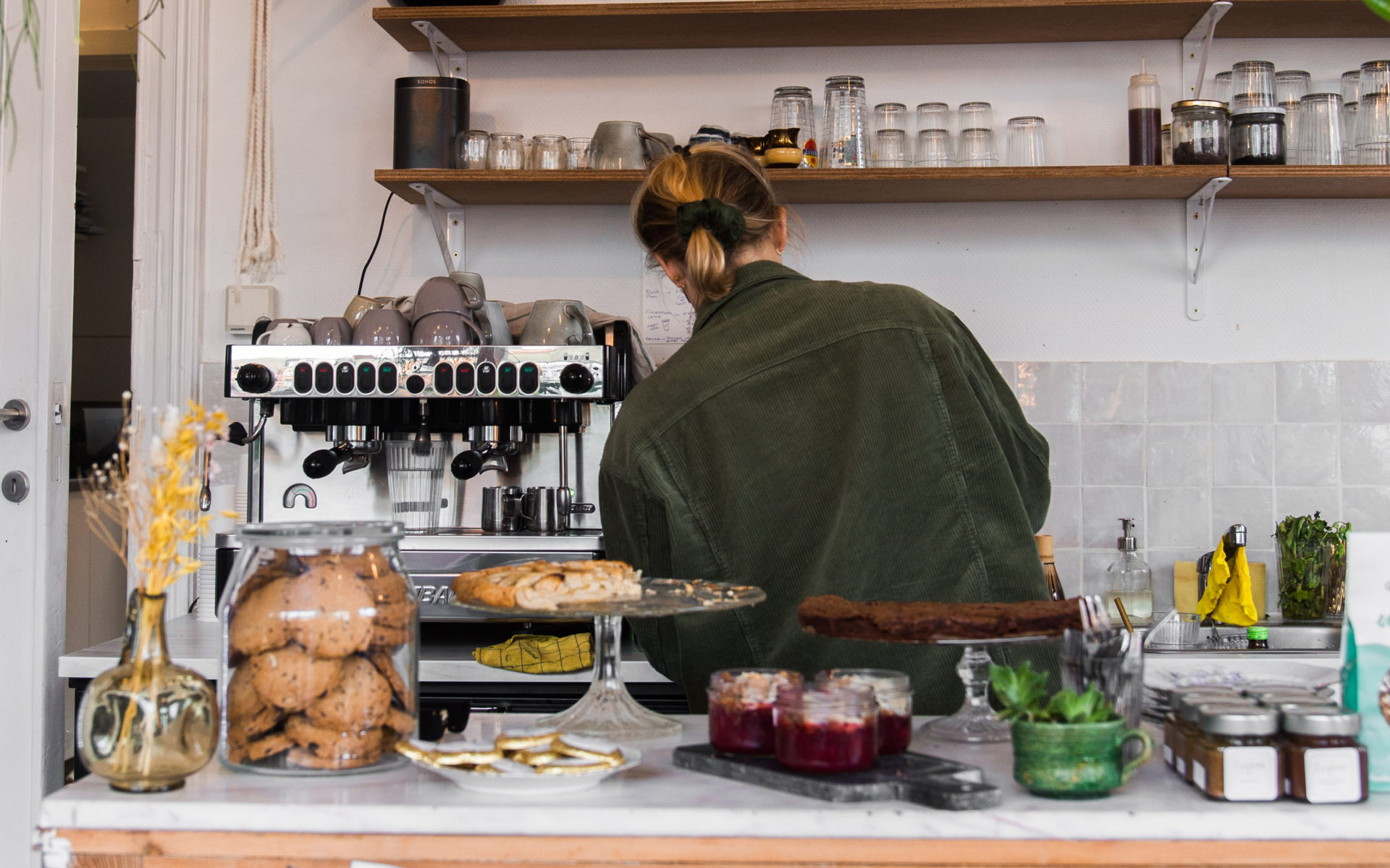 Vega, vegan en glutenvrij bij The Wild Lab in Brussel