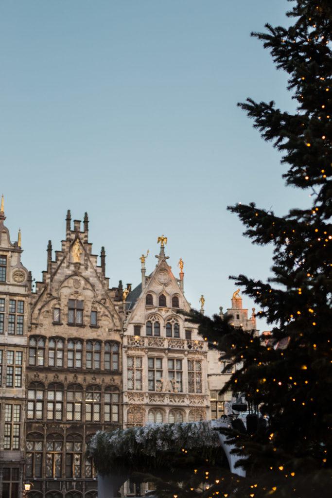 Kerst in Antwerpen: dit is er te zien en doen
