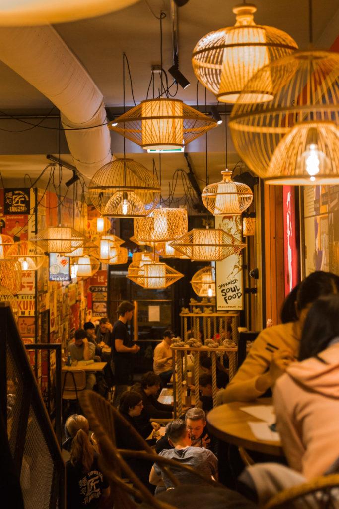 Japanse ramen bij Takumi Ramen in Antwerpen