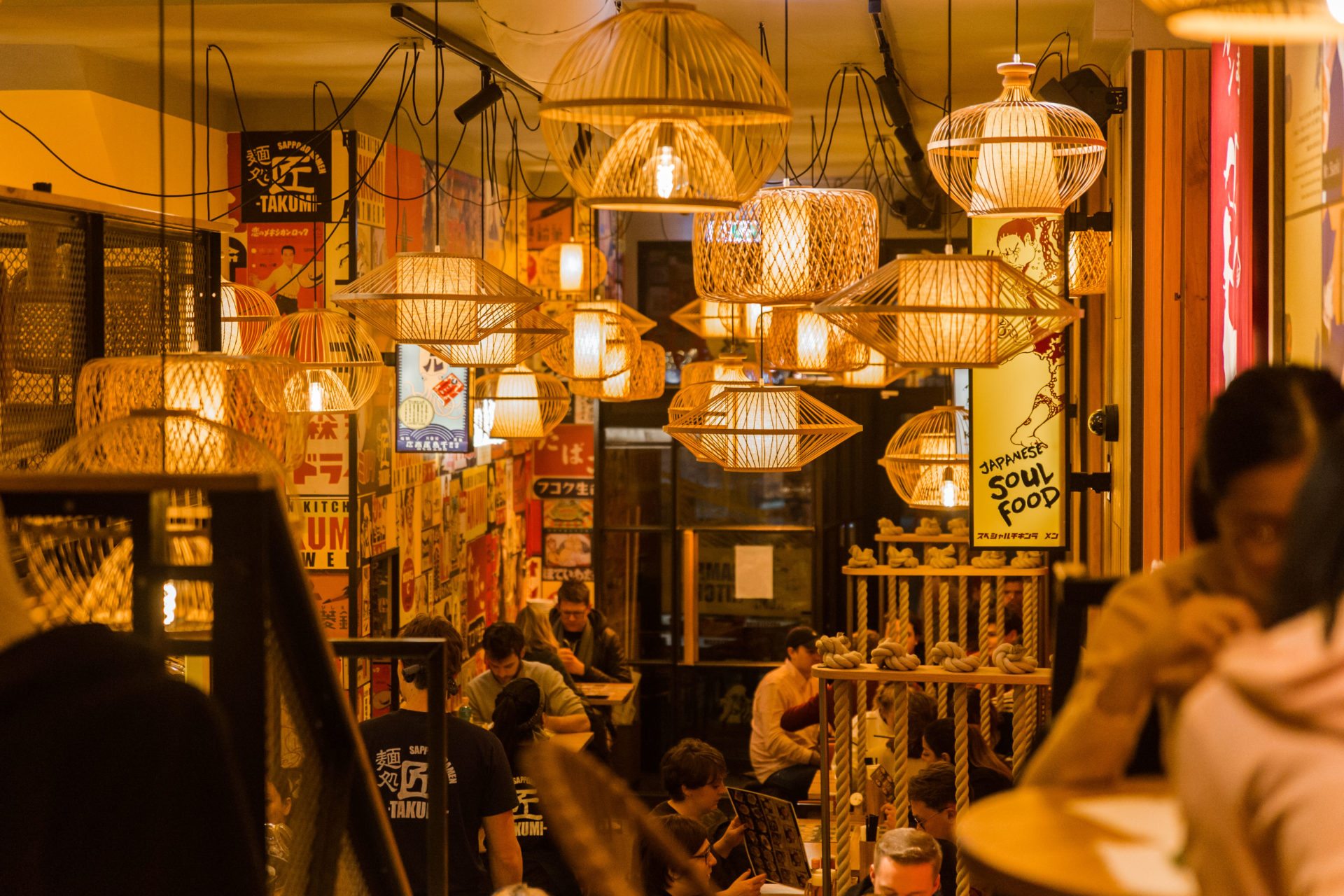 Japanse ramen bij restaurant Takumi Ramen in Antwerpen