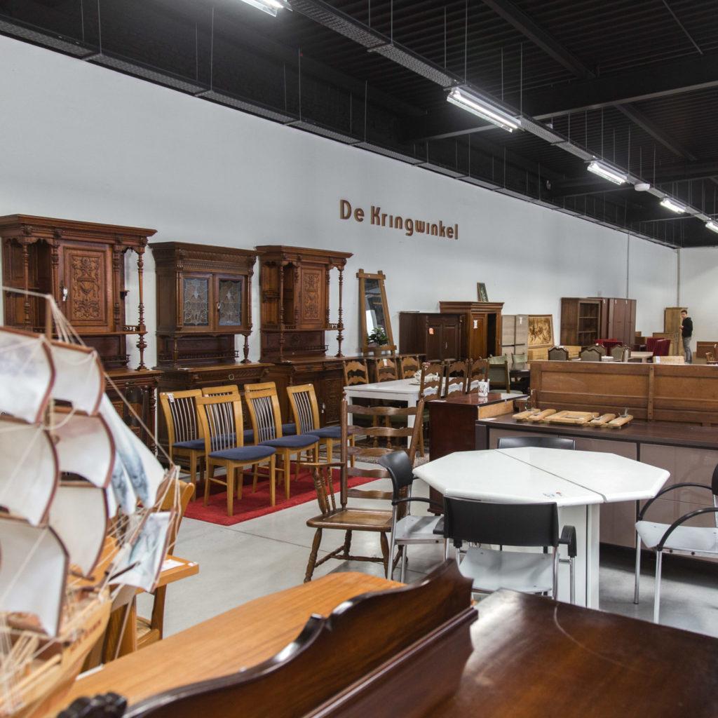 De Kringwinkel in Antwerpen: hier wil je heen