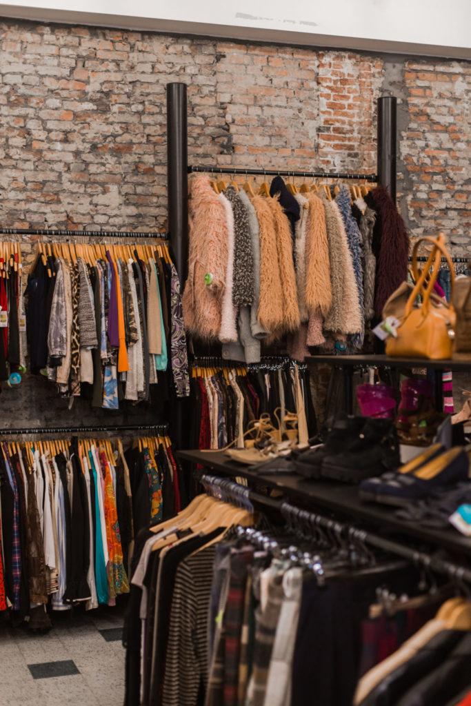 Vintage adresjes in Antwerpen: RIOT Vintage Shop