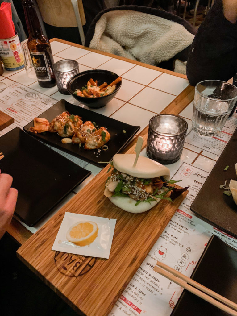 Asian streetfood bij Sum Sum in Antwerpen