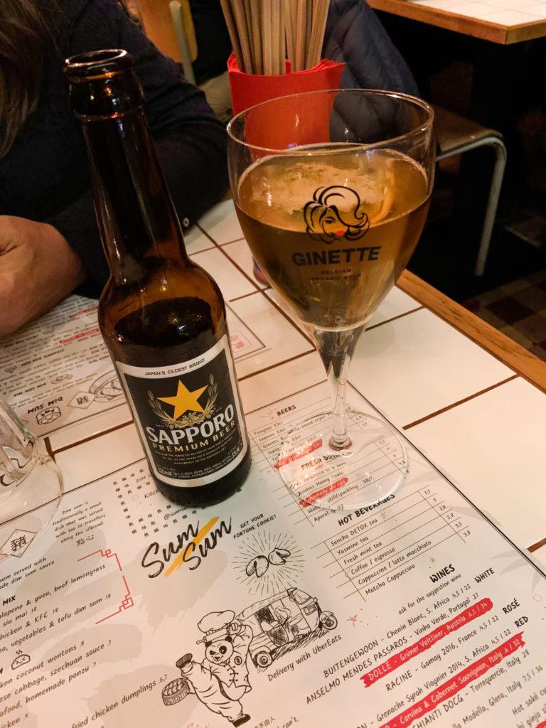 Drink een bijpassend biertje bij al jouw favoriete Asian streetfood