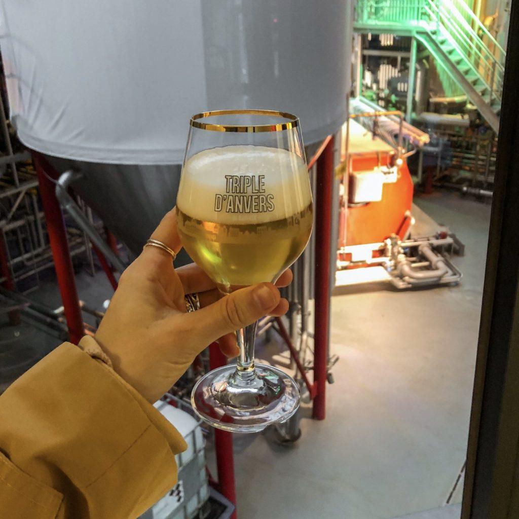 Speciaalbiertjes in Antwerpen bij bierbrouwerij De Koninck